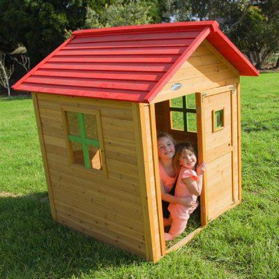 کلبه چوبی کودک