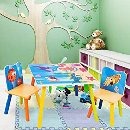 فواید میز وصندلی مهد کودک