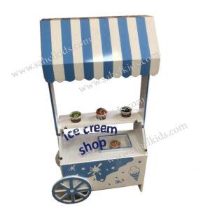 دکه بستنی فروشی