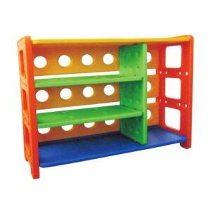 کابینت و قفسه کتاب اسباب بازی
