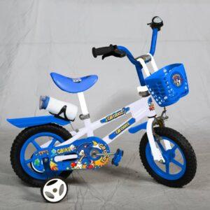 دوچرخه گی بی 12002 آبی-سفید